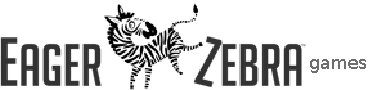 Eager Zebra Games logo